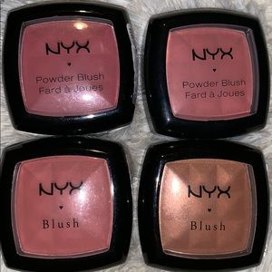 NYX Powder Blushes